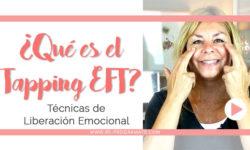 ¿Qué es el Tapping EFT?